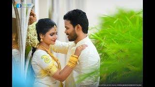 Kerala best Cinematic style Hindu wedding Highlight Abhishek + Athira 2018