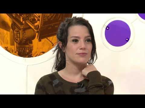 Entrevista com Letícia Colin no RCB