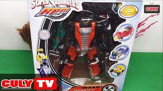 robot siêu nhân cơ động -  Robot Go-Onger power rangers kid toy for childrens