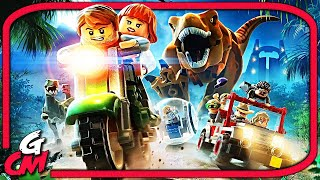 LEGO JURASSIC WORLD - FILM COMPLETO ITA Game Movie