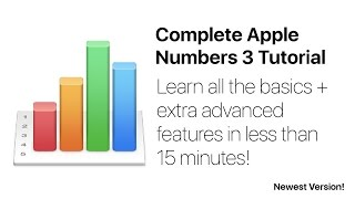 Complete Numbers 3 Tutorial - Full quick class/guide + extras in 4K!