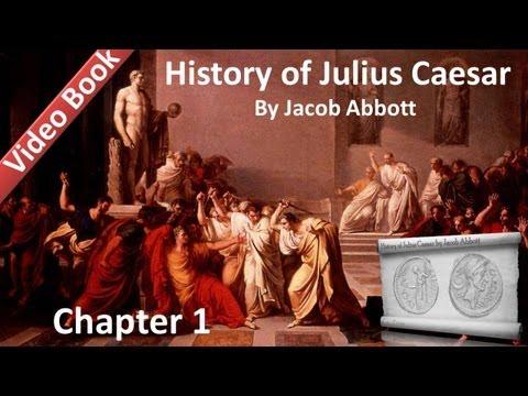 History of Julius Caesar by Jacob Abbott - Chapter 01