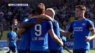 GOAL |  Jürgen Locadia. VVV-Venlo - PSV 0 - 1