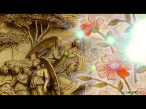 The Apple the Tree the Serpent and the Master Garden of Eden Template