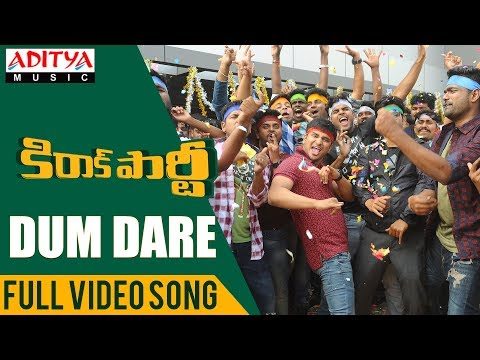 Xxx Mp4 Dum Dare Full Video Song Kirrak Party Video Songs Nikhil Siddharth Simran Samyuktha 3gp Sex