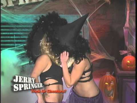 Trick Or Cheaters The Jerry Springer Show