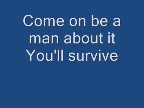 Anastacia - I'm outta love Lyrics
