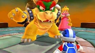 Super Mario 3D Land Walkthrough - Part 8 - World 8