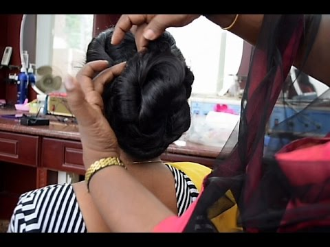Xxx Mp4 Kerala Christian Bridal Easy Hairstyle 3 Full Tutorial 3gp Sex