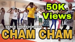 Cham cham Dance Choreography by Gopal Sir || Steps The Dance Studio ||