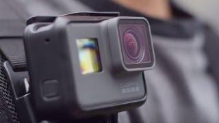 GoPro HERO5 Black Edition Camera Go Pro Portable Compact Video HD 4K Waterproof Wi-Fi