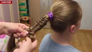 Fishtail Braid  | Cute Braids | natural hairstyles