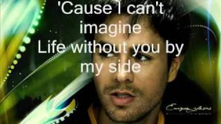 Enrique Iglesias - If the world crashes down
