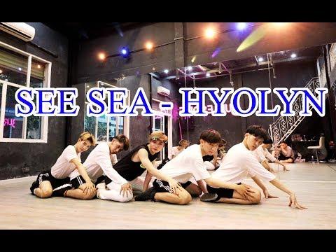 HYOLYN(효린) - SEE SEA(바다보러갈래) (Dance Cover) from Heaven Dance Team