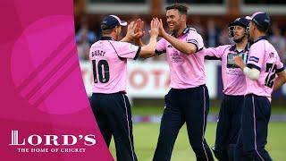 Middlesex v Surrey | NatWest t20 Blast Highlights