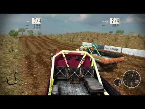 zil truck rally cross