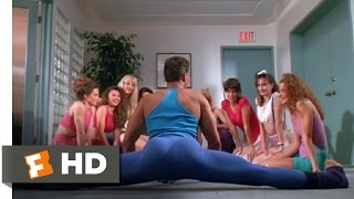Double Impact (1/9) Movie CLIP - Flexibility (1991) HD