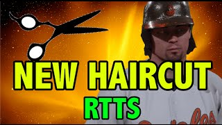 NEW HAIRCUT AND BEARD | MLB THE SHOW 16 ROAD TO THE SHOW #6