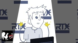 Rooster Teeth Animated Adventures - Gavin