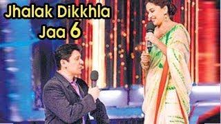 Madhuri Dixit's SHOCKING marriage proposal on Jhalak Dikhla Jaa 6