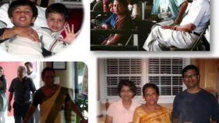 A tribute to Chabi Boudi  Bangamela 2013..Parna