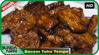 Bacem Tahu Tempe - Resep Masakan Indonesia Rumahan Mudah Simpel Recipes Indonesia Bunda Airini