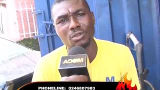 Commentary Position - Fire 4 Fire on Adom TV (25-4-17)