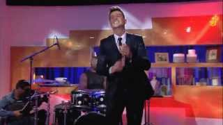 """Live Exclu - Robin Thicke """"morning sun"""" - C à Vous - 08/09/2015"""
