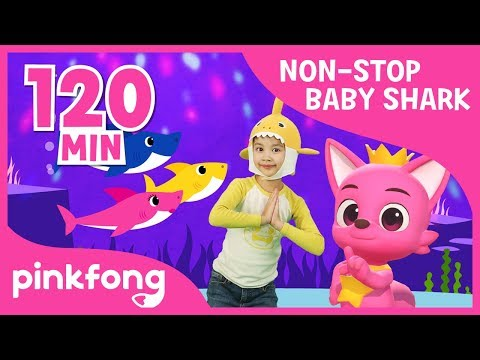 Baby Shark Medley | +Compilation | Baby Shark | Pinking Songs for Children