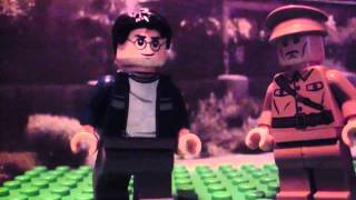 The Incredible Lego Hulk Episode 1 - The Early Years