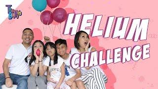 The Baldys - Bevan Ngambek di Helium Challenge
