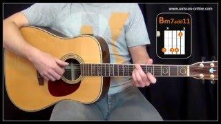 Cours de Guitare brésilienne Bossa / Samba - Débutant
