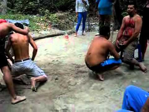 mister barbaro pie de cerro 2012