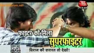 Harshad & Sriti in SBB 25th May 2012 (Raghav ki Viraj se Takkar)