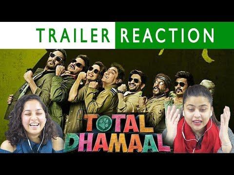 Xxx Mp4 Total Dhamaal Trailer Reaction Ajay Anil Madhuri Indra Kumar 3gp Sex