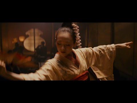 Memoirs of a Geisha- Sayuri's debut