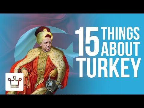 15 Things You Didn t Know About Turkey