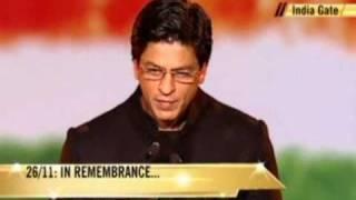 Shahrukh Khan's Speech at