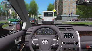 City Car Driving - Toyota Camry V55 3.5