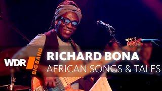 WDR BIG BAND feat. Richard Bona - Full Concert | Leverkusener Jazztage 2015