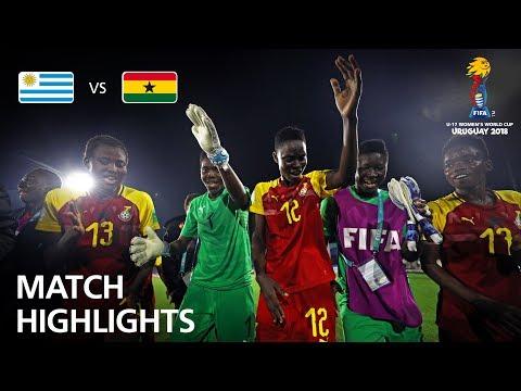 Xxx Mp4 Uruguay V Ghana FIFA U17 Womens World Cup 2018 Group A 3gp Sex