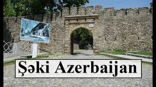 Azerbaijan/Şəki (Palace of the Sheki Khans) Part 24