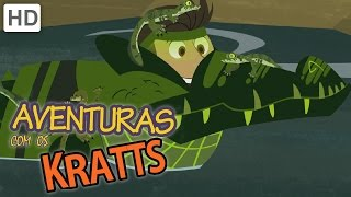 Aventuras com os Kratts - Ensopado de Floresta, Irmãos Basilisco e mais (Episódio Completo)
