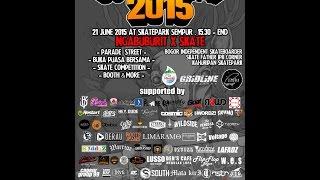 Bogor Go Skateboardingday 2015
