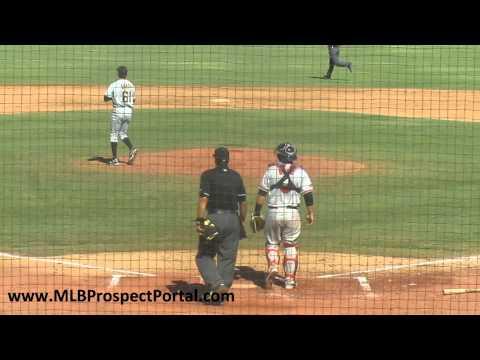 Xxx Mp4 Pirates LHP Nathan Baker Vs Mets C Juan Centeno Arizona Fall League 2011 3gp Sex