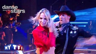 DALS S05 - Une danse country avec Tonya Kinzinger et Maxime Dereymez sur ''Wake me up'' (Avicii)