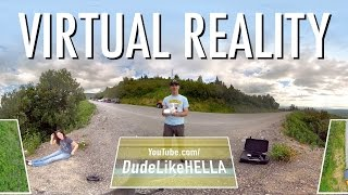 360° Video - Virtual Reality From Your Phone!