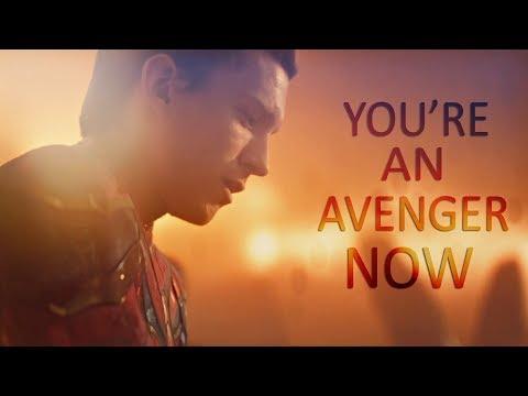 (Marvel) Peter Parker | You're An Avenger Now
