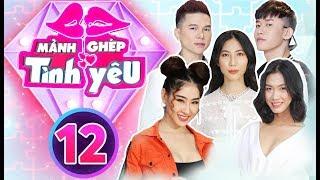 OFFICIAL | MẢNH GHÉP TÌNH YÊU - Tập 12 Full | Aqua Entertainment