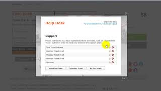 Free Download help disk - customer service ticket system